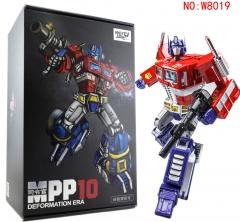 合金版司令官MPP10变形